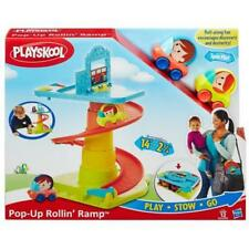 Hasbro - Playskool Rampa Cochecitos B1649 - W10053 RAMPA AUTOMOBILINE, PARKING