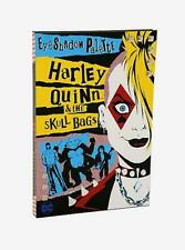 Harley Quinn And The Skull Bags Eyeshadow Palette