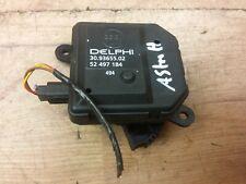 VAUXHALL ASTRA H 04-10 HEATER FLAP ACTUATOR MOTOR 52497184