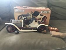 Vintage Mamod Steam Roadster Working Model With Original Box