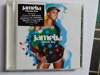 Jamelia - Thank You - CD - FREE POST