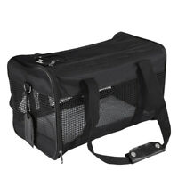 Soft Pet Travel Carrier Cat Dog puppy Comfortable Portable Collapsible Pet Bag R