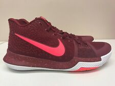 Mens Nike Kyrie 3 III Hot Punch Sneakers New 852395-681