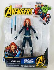 """NEW"" Marvel Avengers Black Widow 6 Inch Action Figure"