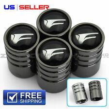 Valve Stem Caps Wheel Tire For F Type 4Pc Set 2 Color Option - Ve105 Ve106