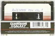Guardians Of The Galaxy Cassette Mix Vol 1 Tape Soundtrack Song Collection New
