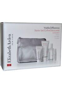 Elizabeth Arden Visible Difference Skin Balancing Starter Set Normal Comb Skin