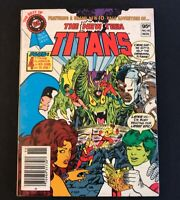 The Best of DC Blue Ribbon Digest - #18 - The New Teen Titans  - 1981