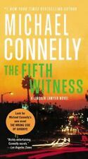 A Lincoln Lawyer Novel: The Fifth Witness 4 by Michael Connelly (2011,...