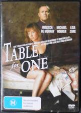 Table for One | Dvd | Rebecca De Mornay | Michael Rooker | Lisa Zane