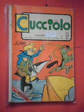 CUCCIOLO N° 22 DEL 1966-EDIZIONI ALPE MILANO-STORIE E FIABE RARO MARTINI