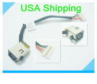 Original DC Power Jack in cable harness for HP PROBOOK 6360B 6360t 50.4KT06.002