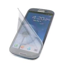 5 X Samsung Galaxy S3 I9300 Calidad Premium Protector De Pantalla Siii
