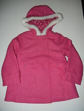 NWT Janie & Jack Penguin Winter Pink Coat Jacket 2T 3T LR