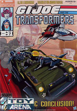 Hasbro G.I. Joe Transformers Epic Conclusion Box Set SDCC 2013