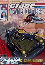 Hasbro G.I. Joe Transformers Epic Conclusion Box Set SDCC 2013