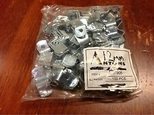 Picture Framing Off Set Clips 12mm Pack Of 100