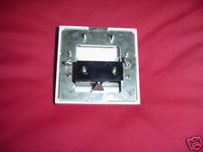COOKER OUTLET PLATE 45amp 15 YEAR GUARANTEE