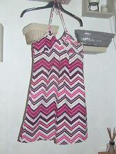 splendide robe dos nu H&M  100 % coton   taille 36
