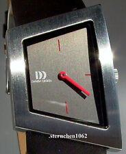 Danish Design * Damenuhr * Ref. 3324629 * Stahl * Lederband * Quarz