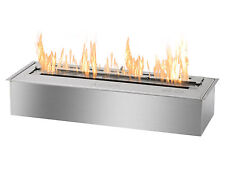 EB2400 - Ignis Bio Ethanol Fireplace Burner With 8 Hours Burn Time And 16k BTU