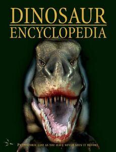Dinosaur Encyclopedia (Encyclopedia 128) by Igloo Books Ltd Hardback Book The