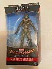Hasbro Marvel Legends Series Spider-Man Homecoming Wave Vulture Figure NO BAF