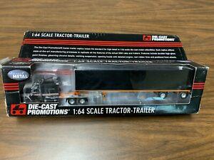 32198 Rollin Transport DCP Diecast Promotions 1/64 Peterbilt 379 Rare