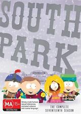 South Park Season 17 Seventeen DVD Region 4