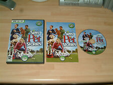 THE SIMS PET STORIES......PC DVD ROM GAME