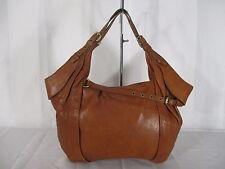 Kooba Brown Leather Shoulder Bag Purse