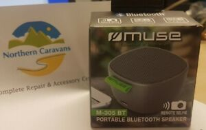Muse M-305BT Portable Bluetooth Speaker LED Indicator Micro USB