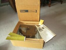 Boker Tree Brand Knife Counter Top Display Case Shadow Box w/ Box & Insert