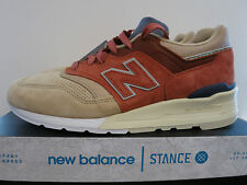 NEW BALANCE M997ST x STANCE,FIRST OF ALL,STANCE SOCKS,GR.43,US 9,5,SOLD OUT!!!