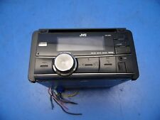 JVC KW-R500 In-dash radio CD player receiver unit double DIN