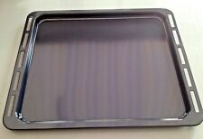 GENUINE HOTPOINT SI4854PIX OVEN SHALLOW ROASTING TRAY GRILL PAN 450 x 375 x 20mm