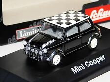 MINI COOPER BLACK AND WHITE LIM. SCHUCO 2444 1:43