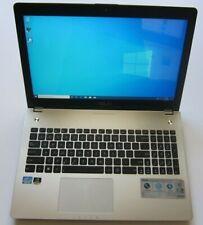 ASUS N56VZ Laptop -16GB RAM  i7-3630QM CPU 2.40GHz 480 SSD /OFFICE 2010