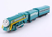 JAPAN NEW TAKARA TOMY THOMAS MOTORIZED TOY TRAIN TS-16 CONNOR W/ 2 TRUCKS 805274