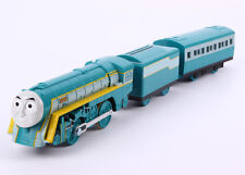 JAPAN TAKARA TOMY THOMAS & FRIENDS MOTORIZED TOY TRAIN TS-16 CONNOR + 2 TRUCKS