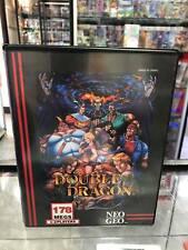 Double Dragon / Neo Geo AES / Convert NCI / USA Version / brand new