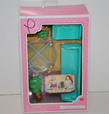 """Lori by Our Generation Urban Living Room Furniture Set  for 6"""" Lori Dolls New"""