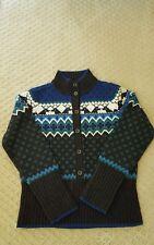Liz claiborne Fairisle Sweater Size M