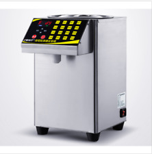 New Bubble Tea Equipment Fructose Quantitative Machine Fructose Dispenser 220V b