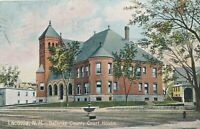 LACONIA NH – Belknap County Court House - 1909