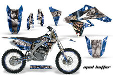 AMR Racing Suzuki RMZ250 Graphics Decals Number Plate Kit MX Wrap 07-09 MAD HTTR