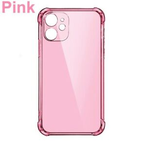 Clear Shockproof Case For Apple iPhone 12 11 Pro 7 8 Plus X XR XS MAX SE 12 Mini