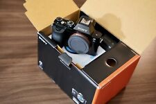 Sony ILCE7S/B Alpha a7S Mirrorless Digital Camera Low Shutter Count
