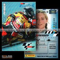 #pngp03.114 ★ Pilote KATJA POENSGEN (HONDA) GRAND PRIX 250 ★ Panini Moto GP 2003