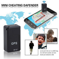 GF07 GPS Real time Car Locator Tracker Magnetic GSM/GPRS Tracking Device US V4K1